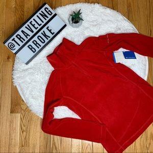 NWT Columbia Women's Half Zip Glacial Fleece XS